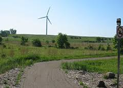 Wind Turbine at WCROC