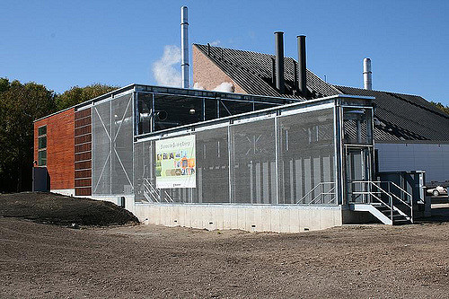 Biomass Gasification at Morris