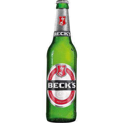 """בקבוק בירה בקס 500 מ""""ל"""