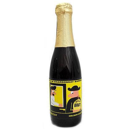 """בקבוק מיקלר נלסון סובין מיושן בשרדונה 750 מ""""ל"""