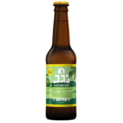 """בקבוק בירה נגב פאטה מורגנה 330 מ""""ל מהדורה מוגבלת"""