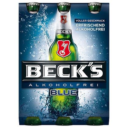 שישיית בקבוקי בירה בקס בלו 0.0% (ללא אלכוהול)