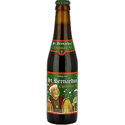 """בקבוק סן ברנרדוס כריסמס אייל 330 מ""""ל"""