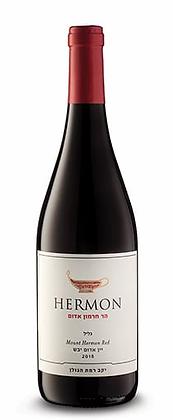 יין הר חרמון אדום