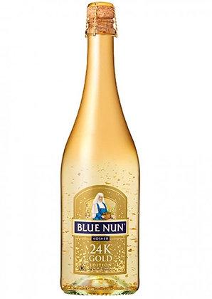 יין בלו נאן מבעבע זהב 24 קראט כשר