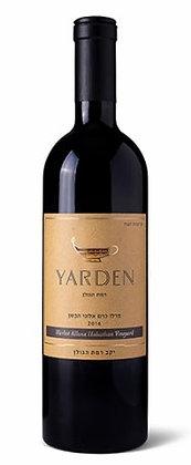 יין ירדן מרלו כרם אלוני הבשן