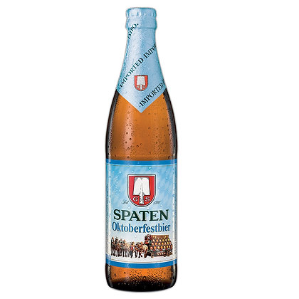 """בקבוק ספאטן אוקטוברפסט 500 מ""""ל"""