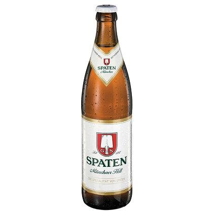 """בקבוק ספאטן הלס לאגר 500 מ""""ל"""