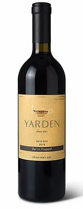 יין ירדן כרם בראון