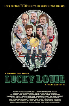 Lucky Louie Poster FINAL updated 6-2021.