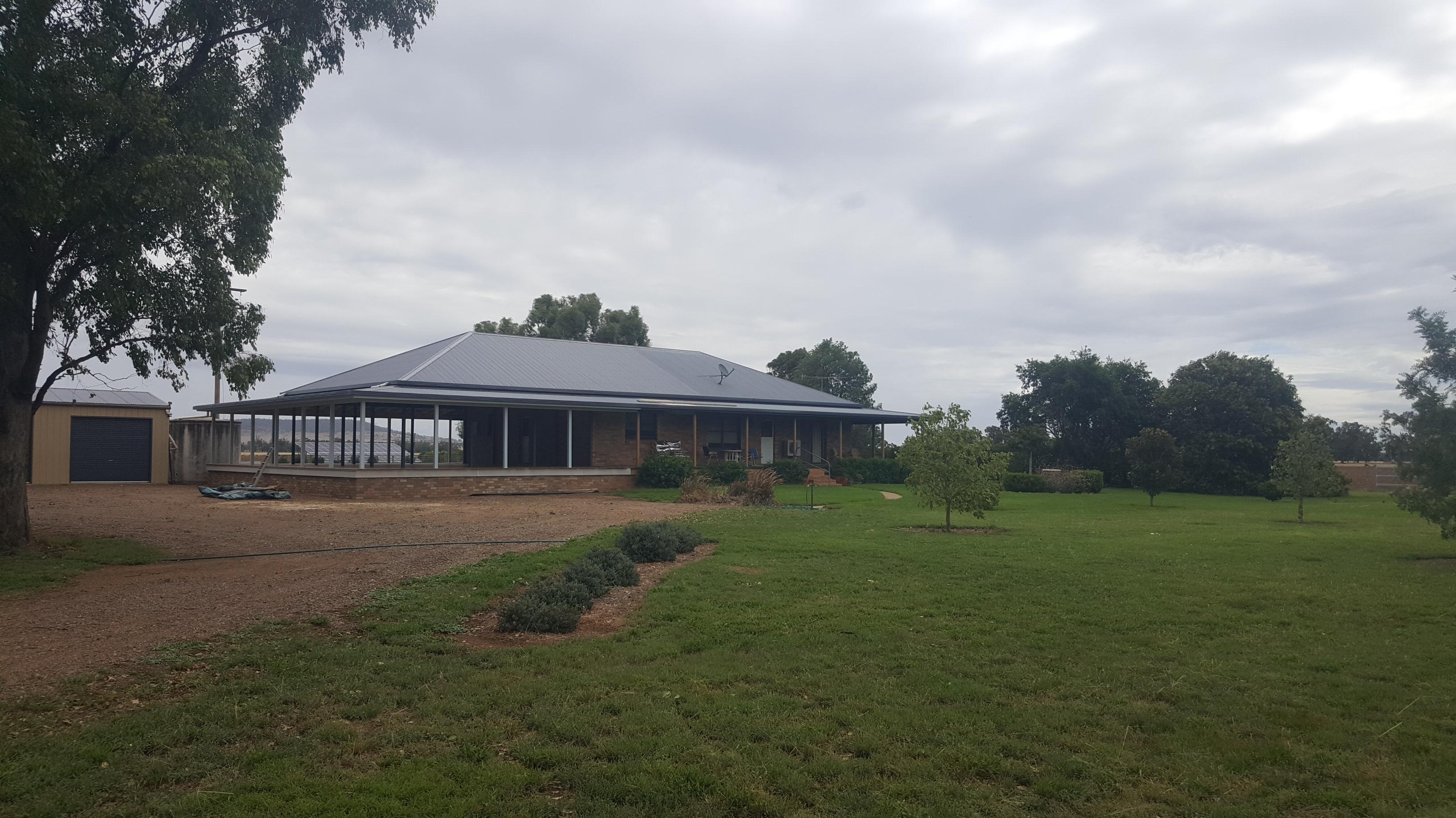 Tony Pollock Building   Gunnedah