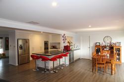Tony Pollock Building Kitchen