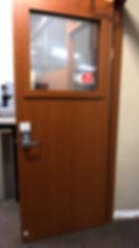 DI-NOC FW-888 Door Install