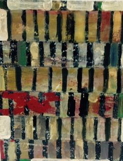 tidal impression 2011 oil on canvas 20 x 30 cm