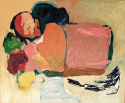 venedia oil on canvas 1986  130 x 160 cm