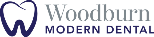 Woodburn Modern Dental Logo