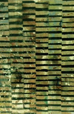 tidal impression 3 2012  oil on canvas  40 x 60 cm