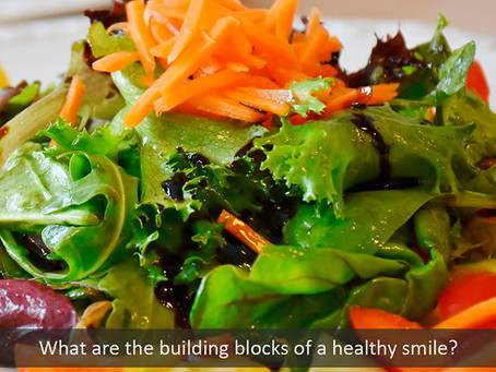 What Builds a Healthy Smile?