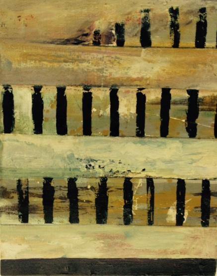 tidal impression 2 2011  20 x 30 cm