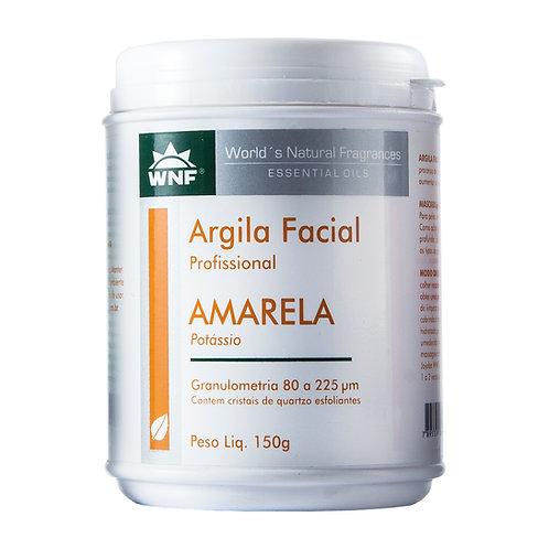 Argila Amarela Natural WNF