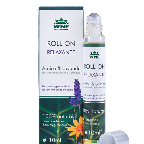 Roll-on de Massagem Relaxante