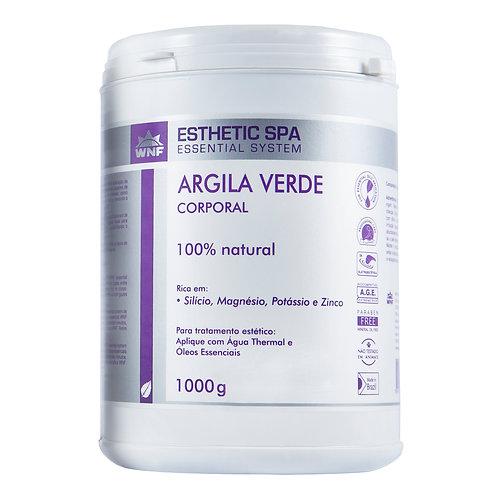 Argila Verde Corporal - Esthetic Spa