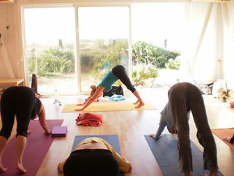 Yoga Classes Hove with senior yoga teacher