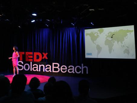 איך להרצות בהצלחה ב-TED, אפילו אם אין לך אנגלית ברמת שפת - אם