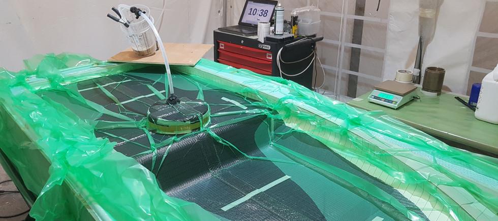 Monodrone 1800 Fabrication
