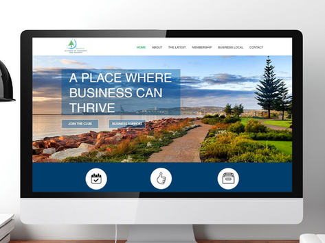 We're changing things up! New website, new page.