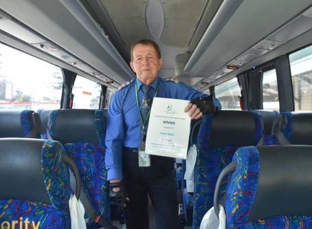 October Customer Service Award Winner