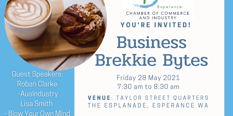 ECCI Event: Business Brekkie Bytes
