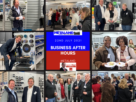 22nd July Business After Hours