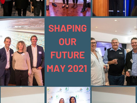 'Shaping Our Future' Business & Industry