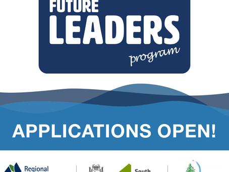 Media Release: Future Leaders Program