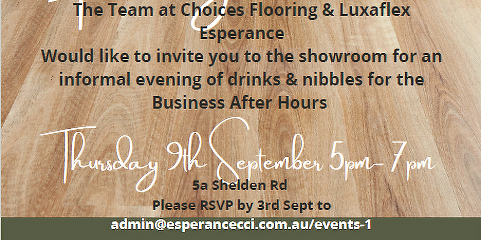 ECCI Event: Business After Hours