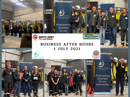 1st July Business After Hours