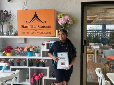September Customer Service Award Winner