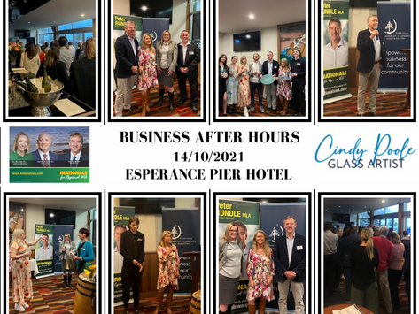 14th October Business After Hours