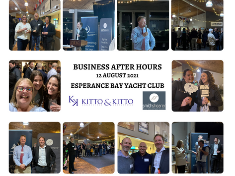 12th August Business After Hours