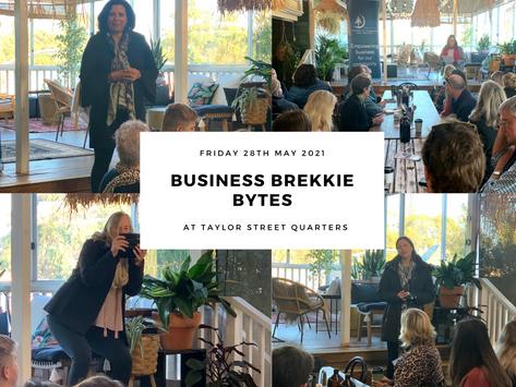 Business Brekkie Bytes