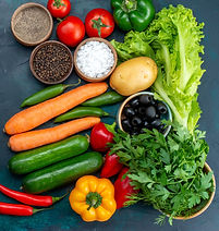 top-view-fresh-vegetables-with-greens-da