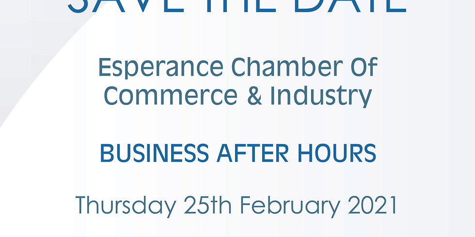 ECCI - Business After Hours