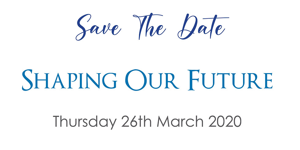 ECCI Event: Shaping Our Future