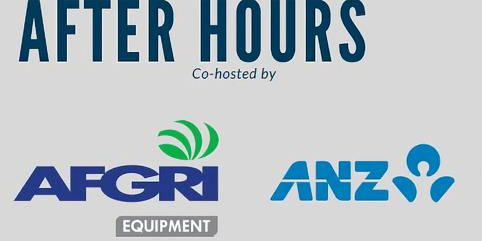 Business After Hours Co-hosted by AFGRI Equipment and ANZ