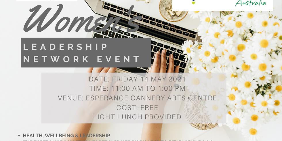 ECCI Event: Esperance Women's Leadership Networking Event