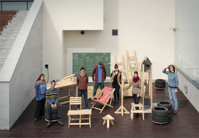 CA2M / FURNITURE CREATION WORKSHOP / RESULTS