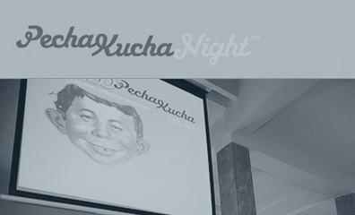 PECHA KUCHA AT STUDIO BANANA