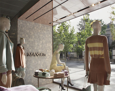 MAX&Co. FLAGSHIP STORE OPENS IN MADRID