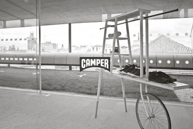 CAMPER | THE IOU PROJECT
